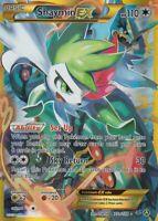 Shaymin EX FULLART HOLO | Roaring Skies | 77a/108 | M/NM Pokemon Karte EN
