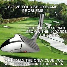 #1 GOLF SHORTGAME CLUB PGA TOUR MAGIC CHIPPER HYBRID PUTTER MENS CHIPPING WEDGE