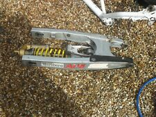 Aprilia Tuareg Rally 125 89-96 swingarm and rear shock absorber