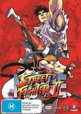 Streetfighter 02 - The Animated Movie (DVD, 2006) Region 4 Brand New!