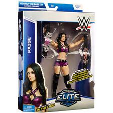 WWE MATTEL ELITE COLLECTION SERIES #34 WRESTLING FIGURE W/ DIVA & NXT BELT PAIGE