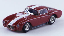 ABC 200 MASERATI A6GCS COUPE' PININFARINA 1953 CH.N.2059 - RED WITH WHITE STRIPE