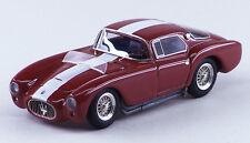 ABC 200 MASERATI A6GCS COUPE' PININFARINA 1953 CH.N.2059 - ROJO CON BLANCO RAYAS