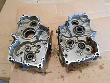 Kawasaki 220 Bayou KLF220 KLF engine motor cases case crankcases crankcase