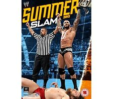 Official WWE Summerslam 2013 DVD