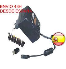 AC/DC Adaptador Multivoltaje de 3 a 12V 1800mA 220V USB