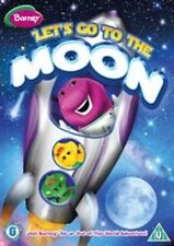 Barney - Let's Go To The Moon (DVD, 2013)