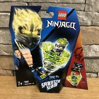 70682 LEGO Ninjago Spinjitzu Slam - Jay Spinner Launcher & Shooter Set 72 Pieces