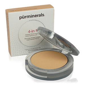 PÜR • 4-In-1 Pressed Mineral Makeup • Golden Medium • 0.28oz • New