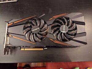 GIGABYTE NVIDIA GeForce GTX 1070 8 GB GDDR5 Graphics Card (GV-N1070WF2OC-8GD)