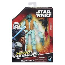 Star Wars Hero Mashers Episode IV Greedo Recommended for ages 4+