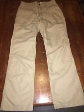 Mountain Khakis 31x32 Broadway Fit Stretch Chinos Work Pants Khaki 5 Pocket
