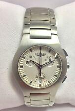 Orologio donna Longines classico chrono nuovo mai indossato - Ref. L3.118.4