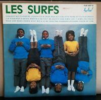 Trés Rare LP 33T - Les Surfs (éponyme) or.fr 1964 Festival FLD 337 S