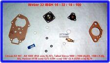 Weber 32 IBSH,Verg.Rep.Kit,Citroen AX,Talbot Horizon