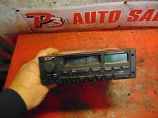 91-98 95 92 93 94 Saab 9000 oem cassette player radio stereo with code 0247502