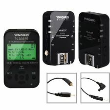 2x Yongnuo YN622C Trigger + Wireless YN622C-TX Flash TTL Controller for Canon US