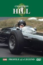 CHAMPION GRAHAM HILL PROFILE OF A LEGEND DVD GRAND PRIX LOTUS CAR RACING