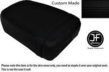 BLACK AUTOMOTIVE VINYL CUSTOM FOR KINROAD XT 125 16 REAR PILLION SEAT COVER ONLY