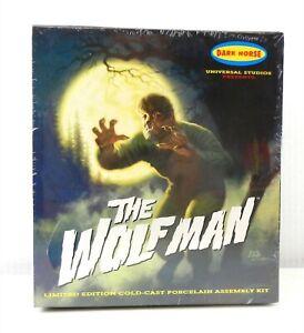 1994 Dark Horse #22-380 THE WOLFMAN 1/8 MONSTER MODEL KIT J. Rosengrant ~ T719