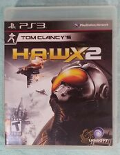 Tom Clancy's H.A.W.X 2 (Sony PlayStation 3 PS3, 2010) Complete & Tested!