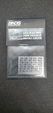 Bnds Custom Parts Photo-Etched Racing Tow Hooks 1/64