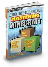 Build, Discover, Survive! Mastering Minecraft Strategy Guide by DK Publishing (P