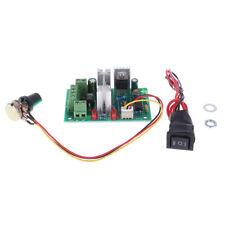 6V 12V 24V 30V 10A PWM DC Motor Speed Controller Reversible CCM Regulator SwBOje