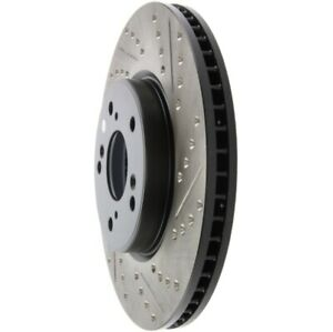 StopTech 127.40086L Sport Brake Rotor For 14-20 Honda Accord NEW