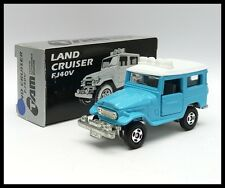 TOMICA TAM TOYOTA LAND CRUISER 1/60 TOMY DIECAST CAR NEW BLUE