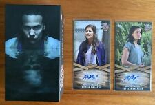 Topps Fear the Walking Dead 80 Card Base Set + Mercedes Mason Autographs Ofelia