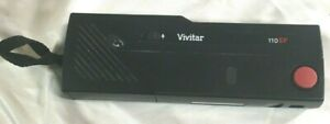 Vintage Vivitar 110EF Tele ~ Tested and Works ~ Clean!