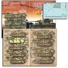 Echelon 1/48 Scale PzKpfw III Ausf J/L/M's Panzer III Sheet # AXT481018