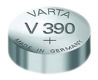Varta Silver-Oxide Battery SR54 V390 1.55V 80mAh 1-Pack