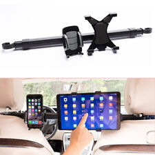 2in1 360° Rotation Car Back Seat Holder Tablet Mobile Phone Stand Ipad Universal