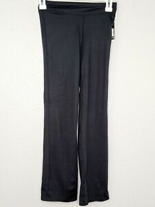 Champion C9 Duo Dry Girls Black Durable Fabric Stretch Athletic Pants New