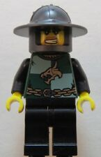 LEGO Castle Kingdoms Dragon Knight Quarters Bared Teeth cas455 Minifigure 7948