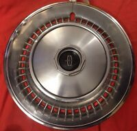 """Lincoln Continental Towncar 1973 1974 15"""" Hubcap WHEELCOVER cover cap oem car"""