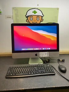 "Apple iMac 21.5"" (2015) A1418 8GB RAM 3.1GHZ I5 INTEL IRIS 1TB BIG SUR AIO PC 2C"