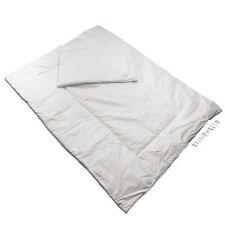 Bettzeug Baby Kissen 40 x 60 + Decke 120 x 90 Steppbett schmutzabweisend weiß