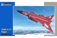"SPECIAL HOBBY SH48188 1/48 Saab AJ-37 Viggen ""The show must go on"""