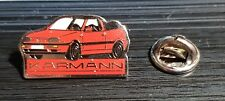 Volkswagen VW Pin Golf 3 Cabrio rot Karmann - Maße 25x15mm