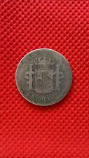 Moneda de 1 peseta de 1903 de plata