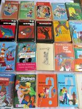 Buchpaket 20 Bücher Kinder- Jungen- Jugendbücher 60er 70er 80er Gut erhalten