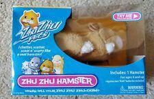 Zhu Zhu Pets Hamster Mr. Squiggles - Light Brown NEW & On SALE!