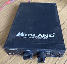 Midland Model 77-104D (U.K.) CB *Spares/Repairs* See Description
