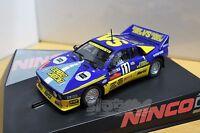 Ninco 50602 Lancia 037 Olio Fiat Tabaton / Tedeshini 1/32 #NEW