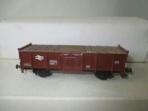 Lima H0 Hochbordwagen mit Holz beladen s.Foto o.OVP WH6314