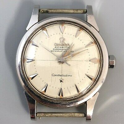 Omega Constellation Automatic Watch Body Calibre 505 Working Vintage 29174 CP