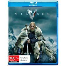 Vikings: Season 6 - Volume 1 ( DVD, Blu-ray, 2020) *NEW & SEALED* 100% GENIUNE !